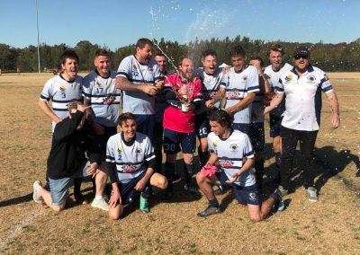 2018 Reserve Grade League Champions