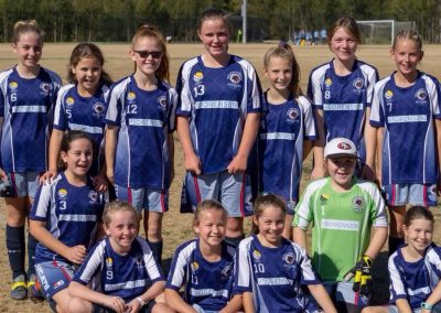 2018 W12A-2  Undefeated League Champions & Premiers