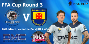 FFA Cup Round 3 Confirmed