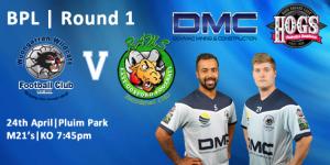 BPL M21's | Round 1