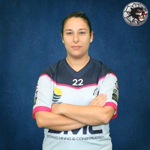 22 Janelle Oliveira