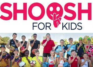 "WWFC Support ""Shoosh For Kids Week"""