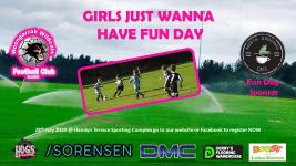 Girls Just Wanna Have Fun Day