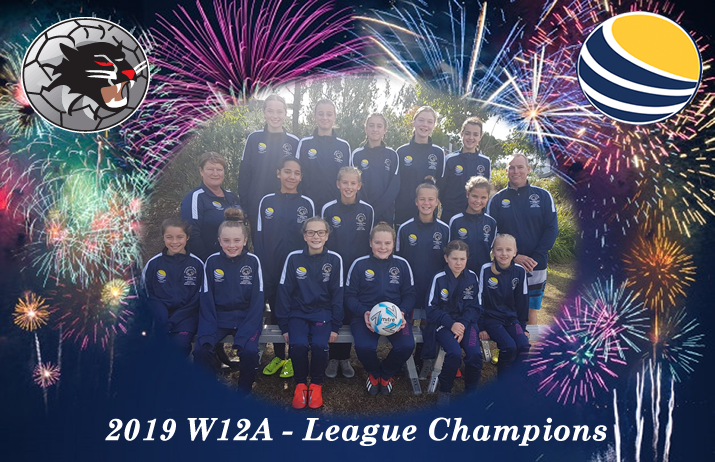 W12A – 2019 League Champions