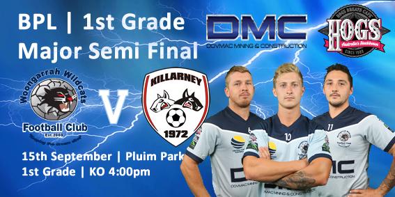 BPL | 1st Grade Major Semi-Final