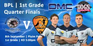 BPL | 1st Grade Quarter Finals