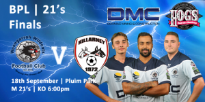 M21's Secure Final Spot vs Killarney FC
