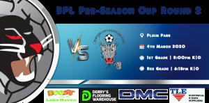 Men's BPL Squad Kicks Off There Season on Wednesday Pre-Season Cup