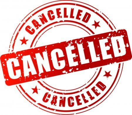 Trial Games Canceled on Sunday 15th March 2020