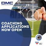 2021 Coaches & Managers Applications NOW Open